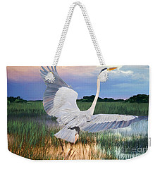 Sail Into Sunset Weekender Tote Bag
