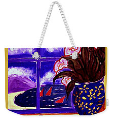 Sailing By Weekender Tote Bag