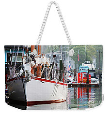 Sailing Vessel Weekender Tote Bag