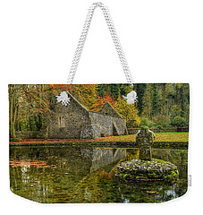Saint Patrick's Well Weekender Tote Bag