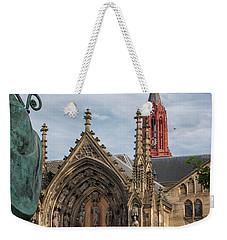 Saint Servaes And Saint Johns Weekender Tote Bag