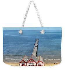 Saltburn Pier Weekender Tote Bag