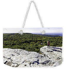 Sams Point Overlook Weekender Tote Bag