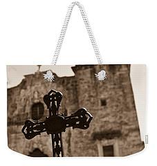 San Antonio Weekender Tote Bag by Sebastian Musial