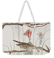 Savannah Finch Weekender Tote Bag