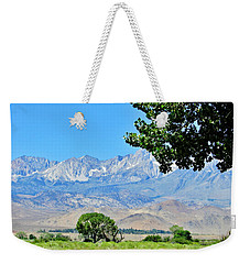 Scenic Scenery Weekender Tote Bag by Marilyn Diaz
