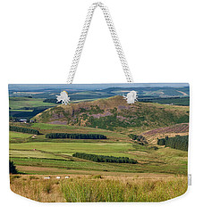 Scotland View From The English Borders Weekender Tote Bag