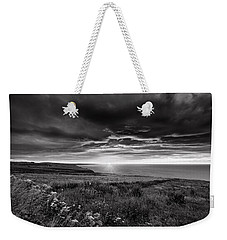 Scottish Sunrise Weekender Tote Bag