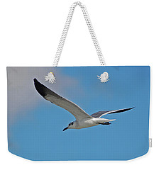 Weekender Tote Bag featuring the photograph 1- Seagull by Joseph Keane