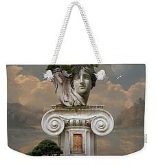 Secret Place Of Atlantis Weekender Tote Bag