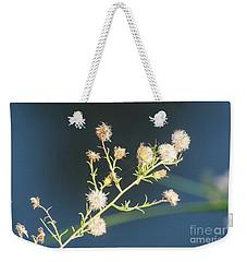 Seed Pod Weekender Tote Bag by Donna Brown