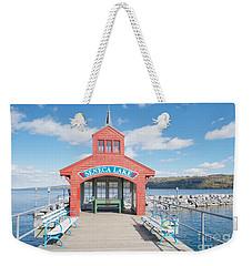 Seneca Lake Weekender Tote Bag by William Norton