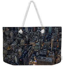 September 11 Nyc Tribute Weekender Tote Bag