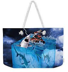 Shark Tank Weekender Tote Bag