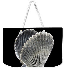 Shell 8-7 Weekender Tote Bag by Skip Willits