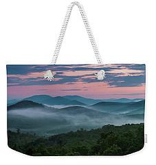 Shenandoah Sunrise Weekender Tote Bag