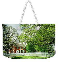 Sherfy House - Civil War Survivor Weekender Tote Bag
