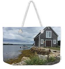 Shore Weekender Tote Bag