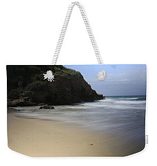 Silent. Weekender Tote Bag by Shlomo Zangilevitch