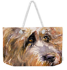 Sir Darby Weekender Tote Bag by Judith Levins