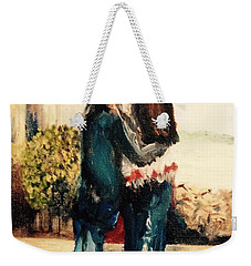 Sisters In Seattle Weekender Tote Bag