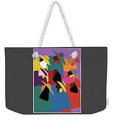 Sisters Of Courage Weekender Tote Bag