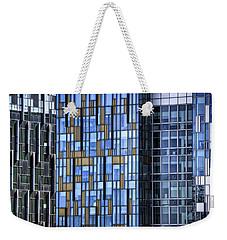 Skyscrapers Weekender Tote Bag by Joana Kruse