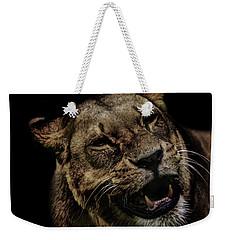 Orangutan Smile Weekender Tote Bag