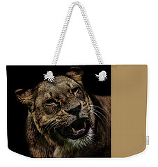 Smile Weekender Tote Bag by Martin Newman