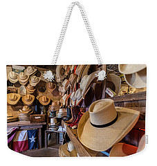 Snail Creek Hat Company Weekender Tote Bag