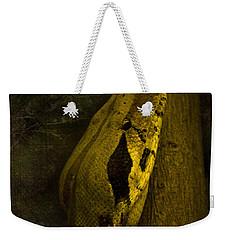 Snake Weekender Tote Bag by Svetlana Sewell