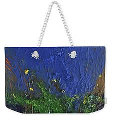 Snorkeling Weekender Tote Bag by Karen Nicholson