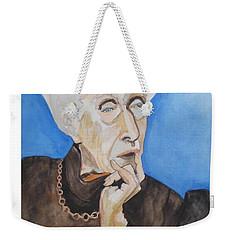 So Curious Weekender Tote Bag