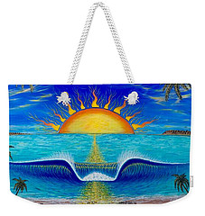 Socal Sunset Weekender Tote Bag