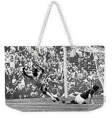 Soccer: World Cup, 1970 Weekender Tote Bag by Granger