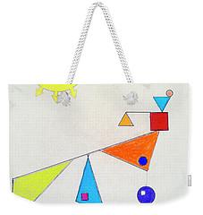 Something New Under The Sun Weekender Tote Bag