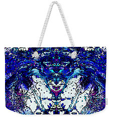 Space Harmonizer Weekender Tote Bag