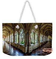Spanish Monastery Weekender Tote Bag