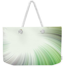 Spiral Weekender Tote Bag by Michal Boubin