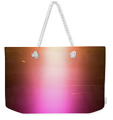 Spiritual Light Weekender Tote Bag