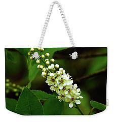 Spring Is Here Weekender Tote Bag by Judy Johnson