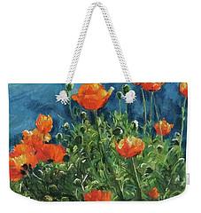 Spring  Weekender Tote Bag by Jieming Wang