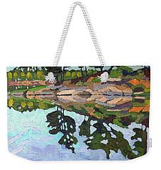 Spring Paradise Weekender Tote Bag