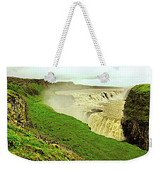 Spring Run Off Weekender Tote Bag