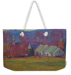 Spring Sunday Weekender Tote Bag
