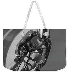 Sprint Weekender Tote Bag