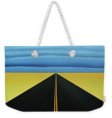 Squall Lines Weekender Tote Bag
