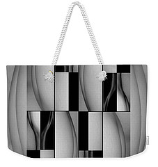 Weekender Tote Bag featuring the photograph Square Sixty Nine by Jack Dillhunt