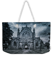 St Asaph Cathedral Weekender Tote Bag