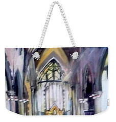 St Johns Cathedral Limerick Ireland Weekender Tote Bag
